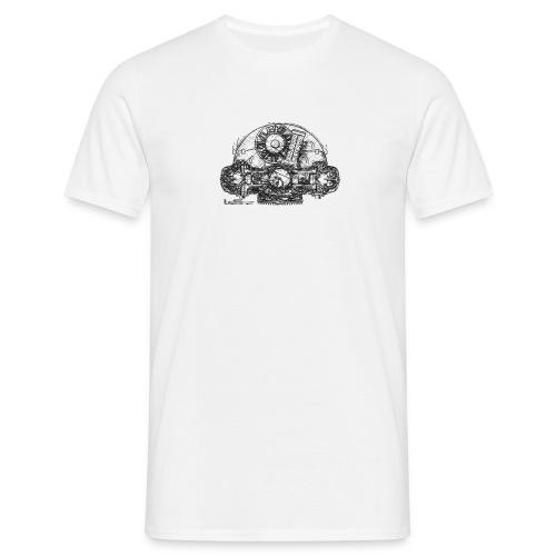 T-Shirt Moteur - T-shirt Homme