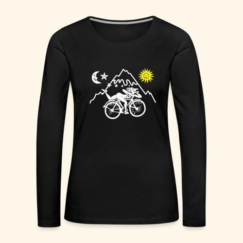 Albert Hofmann Longsleeve Shirt for women - Women's Premium Longsleeve Shirt