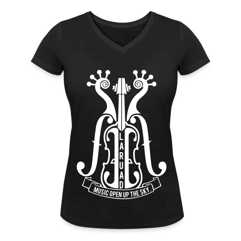 2 - Women's V-Neck T-Shirt