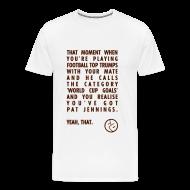 T-Shirts ~ Men's Premium T-Shirt ~ That Moment - Jennings