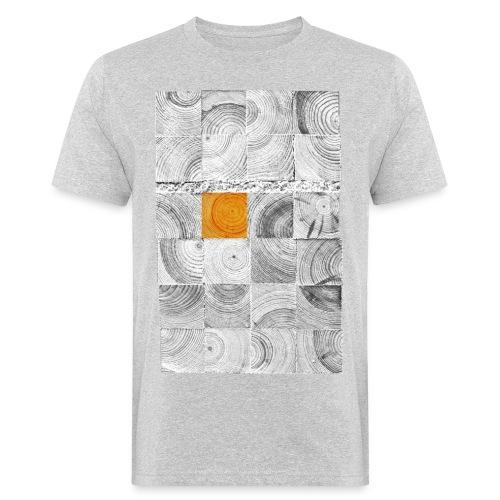 Tranches de Bois - T-shirt bio Homme