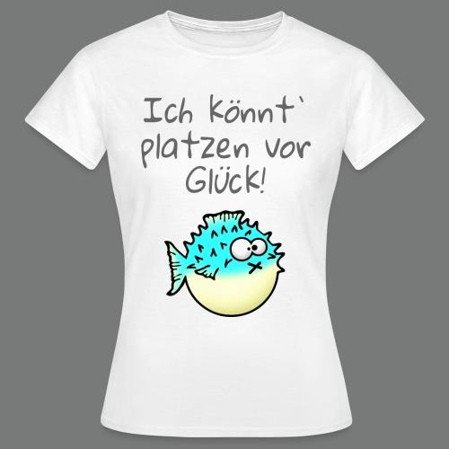 Kugelfisch - Frauen T-Shirt