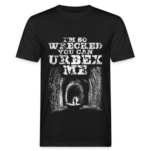 Urbex Me - T-shirt bio Homme