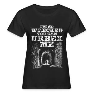 Urbex Me - T-shirt bio Femme