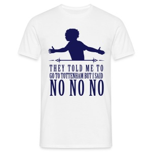 Willian No No No - Men's T-Shirt