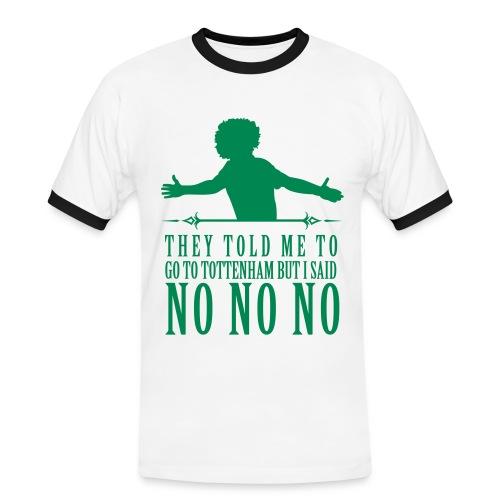Willian No No No - Men's Ringer Shirt