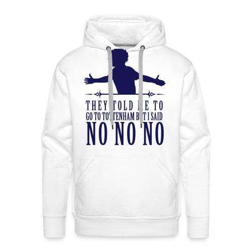 Willian No No No - Men's Premium Hoodie
