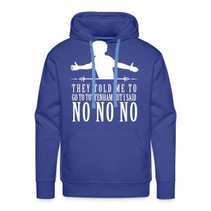 Willian No No No - Men's Premium Hoodie