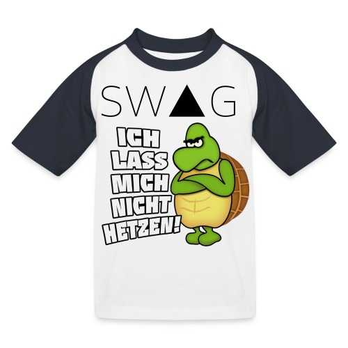 trøje - Baseball T-shirt til børn