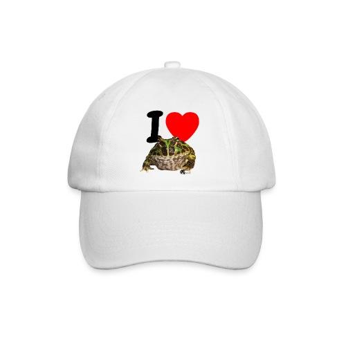Baseball-Kappe I Love Pacman Frogs - Baseballkappe