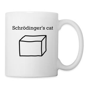 Schrödingers Katze Flaschen & Tassen - Tasse