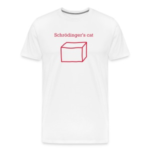 Schrödingers Katze T-Shirts - Männer Premium T-Shirt