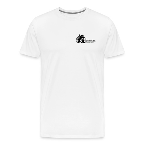 M&L Pacman Frogs Fanshirt-Premium - Männer Premium T-Shirt