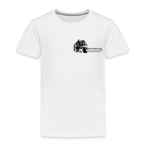 M&L Pacman Frogs Fanshirt-Premium - Kinder Premium T-Shirt