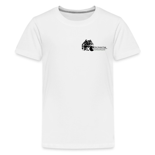 M&L Pacman Frogs Fanshirt-Premium - Teenager Premium T-Shirt