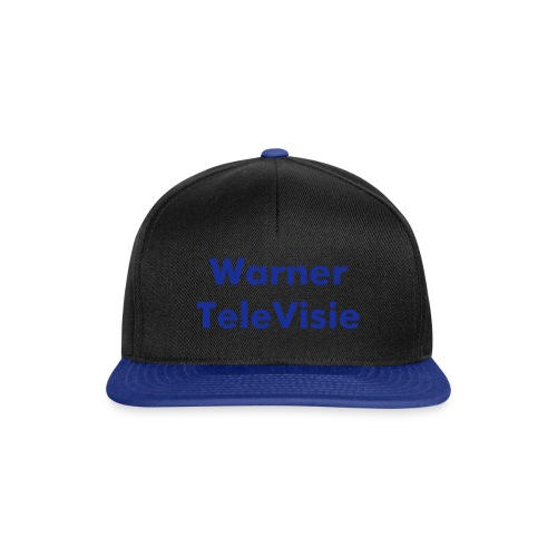 Pet WarnerTeleVisie - Snapback cap