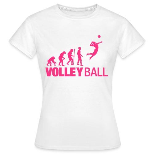 Evolution Womens Training Shirt - Women's T-Shirt