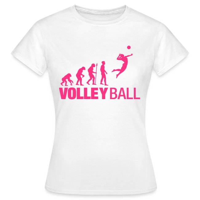 Evolution Womens Training Shirt