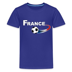 France sport foot - Teenage Premium T-Shirt