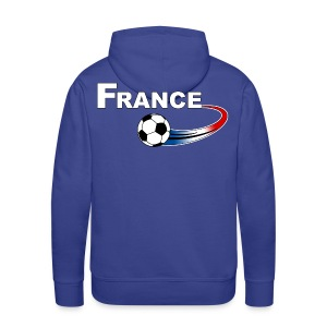 France sport foot - Men's Premium Hoodie
