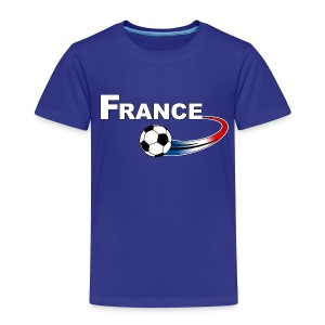 France sport foot - Kids' Premium T-Shirt