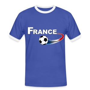 France sport foot - Men's Ringer Shirt