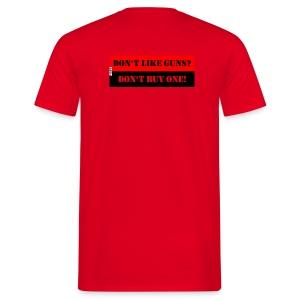 GPC Shirt - Dont like Guns? - Männer T-Shirt