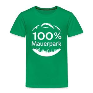 100% Mauerpark - Kinder Premium T-Shirt