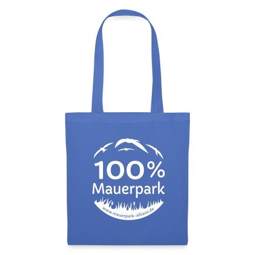 100% Mauerpark - Stoffbeutel