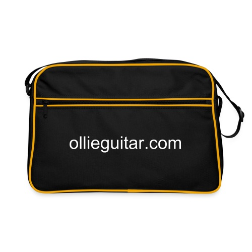 OllieGuitar Retro-Style Bag - Retro Bag