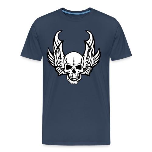 Super crane Biker Stars - T-shirt Premium Homme