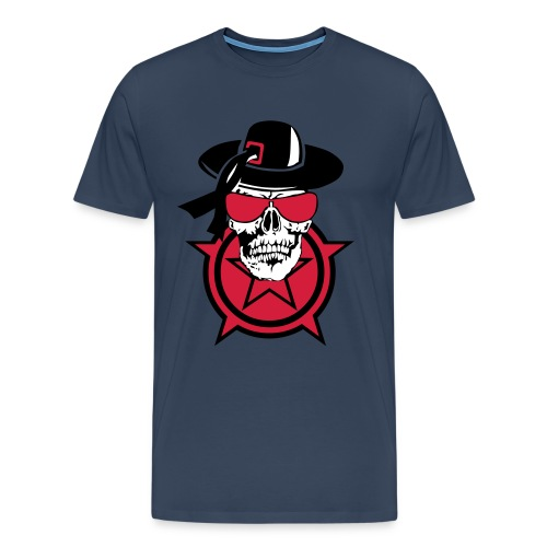 Tete de Mort renegade star - T-shirt Premium Homme