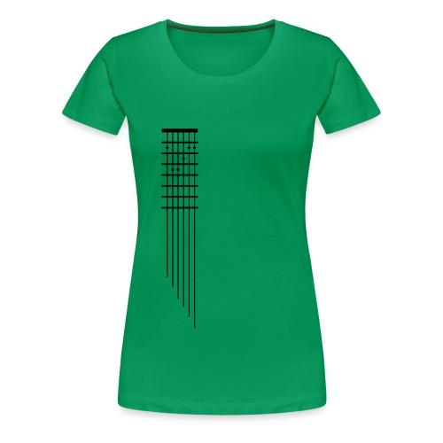 Acord Fa# - Camiseta premium mujer