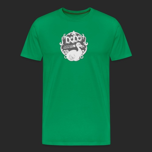 Retro Dodo H - T-shirt Premium Homme