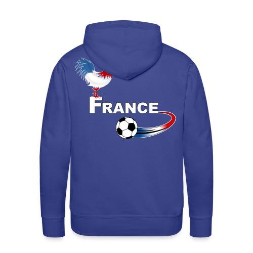 France sport foot - Men's Premium Hoodie