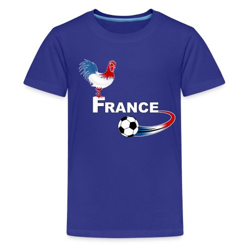 France sport foot - Teenage Premium T-Shirt