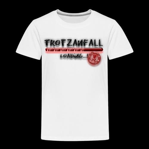 Trotzanfall Ladebalken Kinder Shirt - Kinder Premium T-Shirt