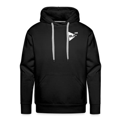 Hoodie black #1 - Männer Premium Hoodie