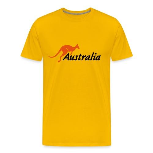 Australia - T-shirt Premium Homme