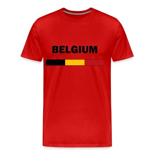 Belgium - T-shirt Premium Homme