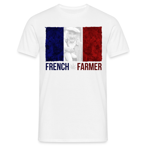 FRENCH FARMER - T-shirt Homme