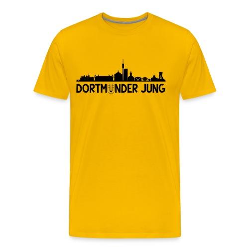 Dortmunder Jung T-Shirt Männer - Männer Premium T-Shirt