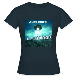 Ufo in Hollywood Woman C - Women's T-Shirt