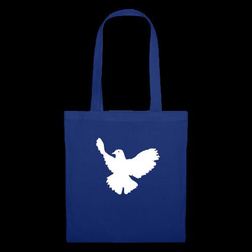 Friedenstaube Stofftasche - Stoffbeutel