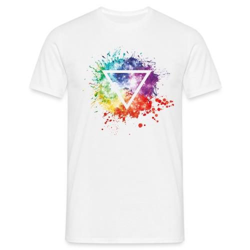 Dope Triangle Shirt - Mannen T-shirt