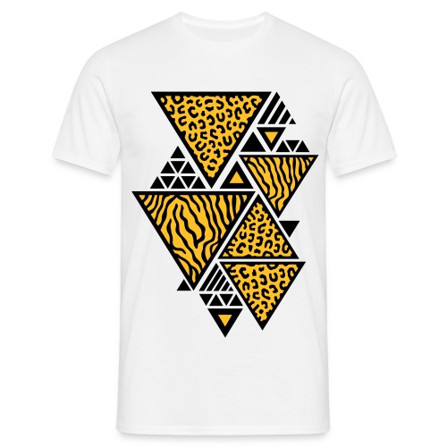 Tiger Triangle's  - Mannen T-shirt