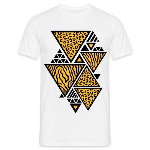 Tiger Triangle's  - Mannen T-shirt
