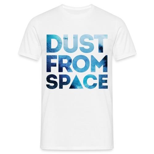 Dust From Space Shirt - Mannen T-shirt