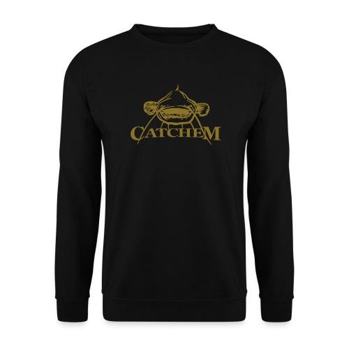 CATCHEM; Wels von vorne - Männer Pullover