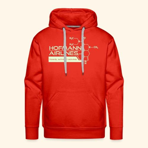 Albert Hofmann Glow Men's  Hoodie  - Men's Premium Hoodie
